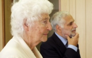 Susanna Agnelli e Gianni Del Bufalo