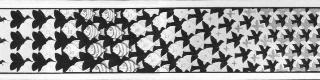 Metamorphosis - Escher