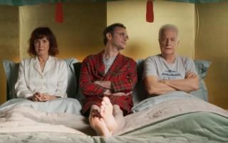 Tutti a casa con mamma e papà